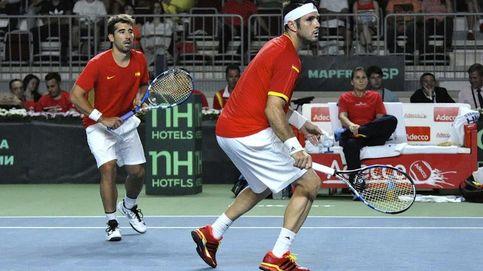 Así vivimos en directo el doble de la Copa Davis entre Rusia y España
