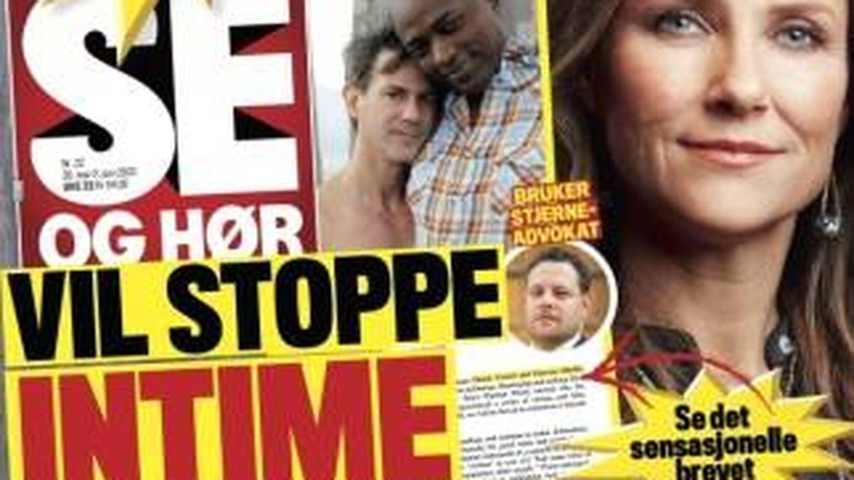 La portada de 'Se og Hor'.