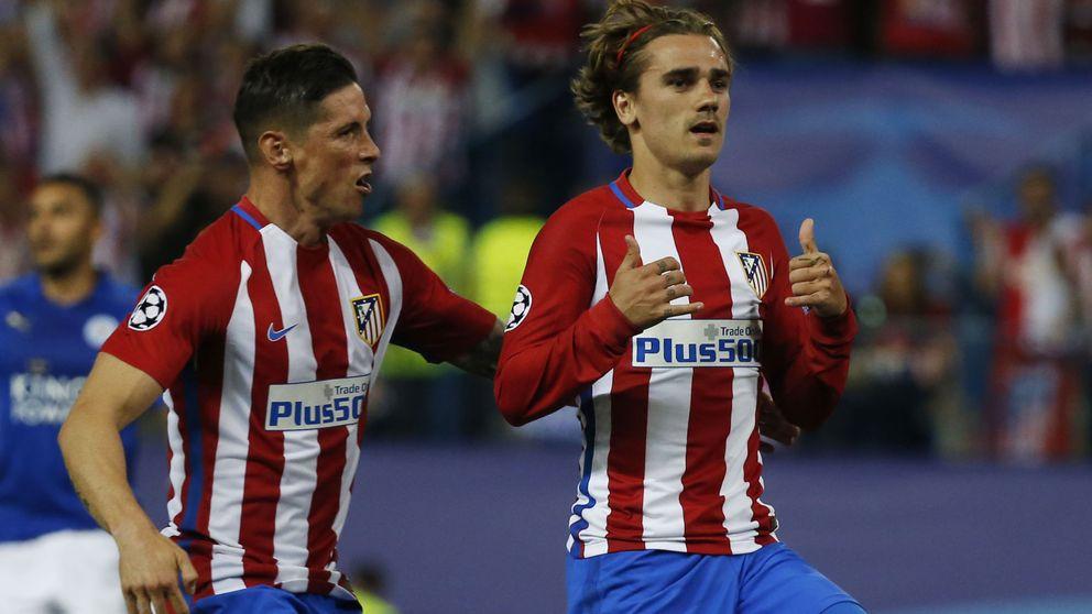 ¿Griezmann? Efectivamente, Torres se marchó al Liverpool a aprender inglés...