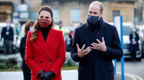 Príncipe Guillermo y Kate Middleton: su emocionante mensaje en un momento duro