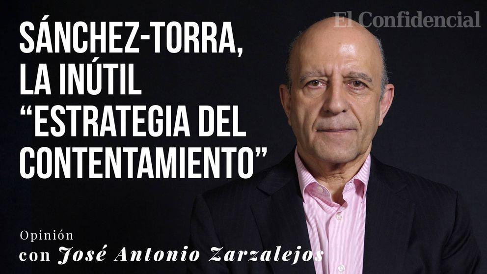 Sánchez-Torra, la inútil estrategia del contentamiento