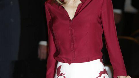 La Reina Letizia compensa su 'fail' de la Cruz Roja con un impoluto Varela