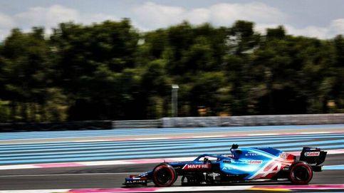 Fernando Alonso empieza a dar la vuelta a la tortilla (francesa): Hemos sacado el máximo
