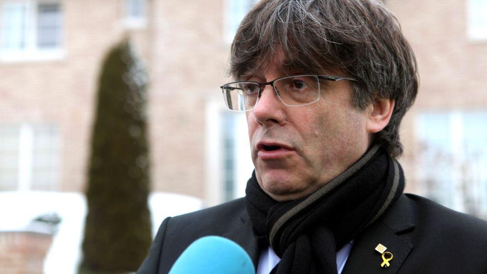 Puigdemont cree que una sentencia condenatoria dará legitimidad al 'procés'