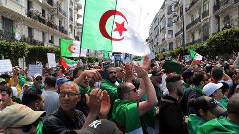 Protestas en argel reclaman un cambio radical de gobierno