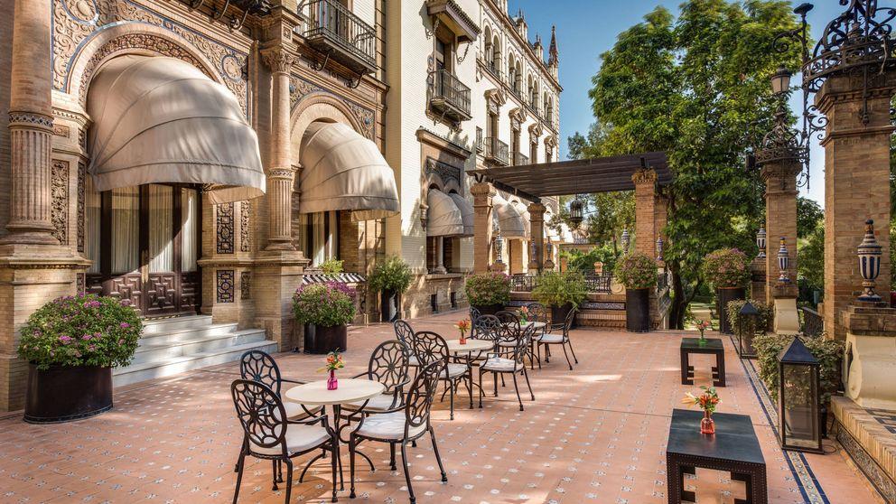 El hotel Alfonso XIII, el guardián de los secretos de la Casa Real y Hollywood