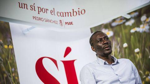 Luc André Diouf: No podemos prometer papeles para todos