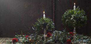 Post de Esta Navidad decora con flores y plantas naturales