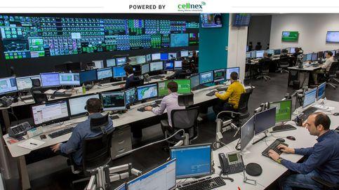 Así se gestionan las infraestructuras para garantizar la conectividad de las redes