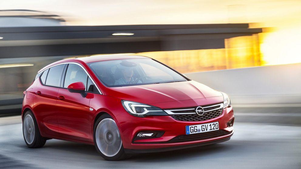 Nuevo Opel Astra, más pequeño por fuera, más grande por dentro