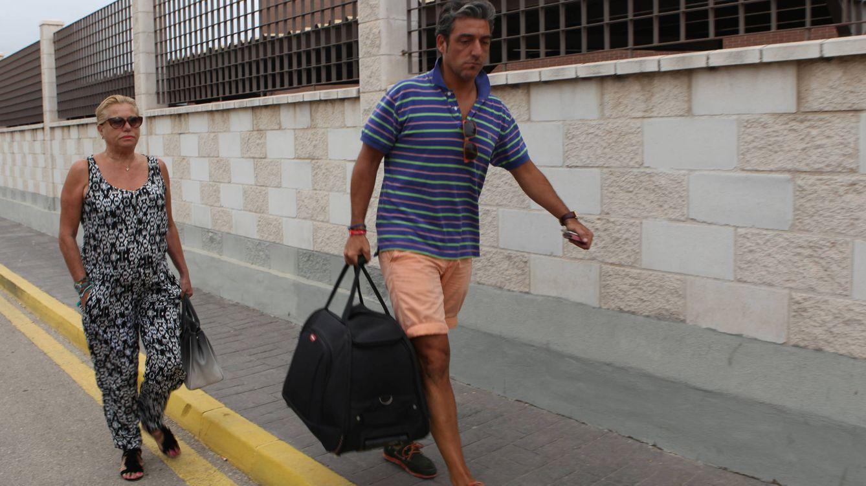 Foto: Maite Zaldívar y Fernando Marcos (Gtres)