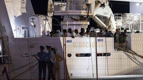 Más de 500 inmigrantes desembarcan en Sicilia
