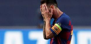 Post de Humillación histórica del Barça ante el Bayern que cierra una época (2-8)