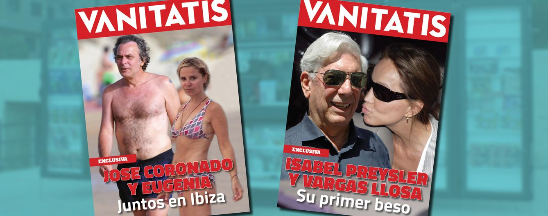 Foto: Preysler y Vargas Llosa vs. Eugenia y Coronado: a quién seguir y por cuánto