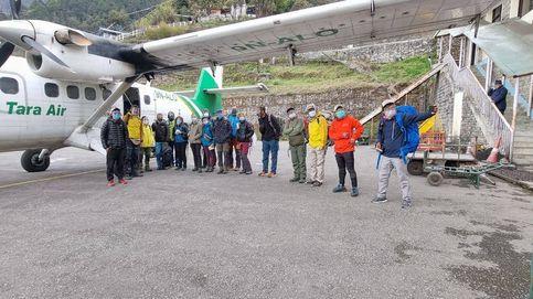 Exteriores asume la repatriación de Sebastián Álvaro y su grupo, atrapados en Katmandú