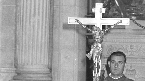 Francisco Franco y el Valle de los Caídos en imágenes: del discurso inaugural a su entierro