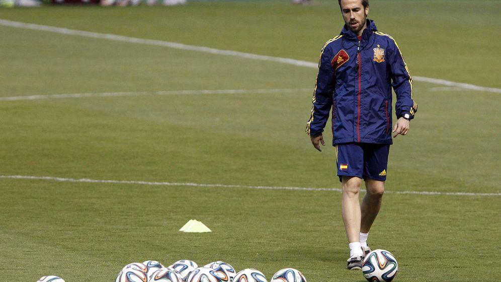 Foto: Jorge Vilda, nuevo entrenador nacional (Efe)