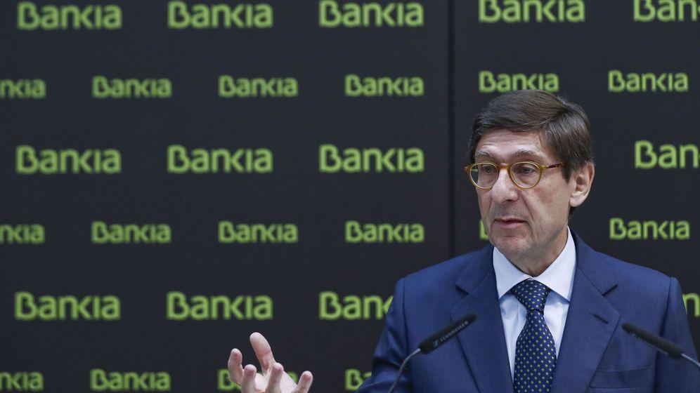Foto: Bankia, Ignacio Goirigolzarri. (EFE)