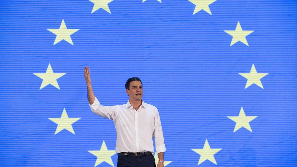 Foto: El candidato socialista a la presidencia del Gobierno, Pedro Sánchez (EFE)