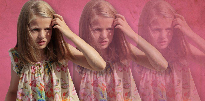 Foto: La princesa de Asturias en un fotomontaje de Vanitatis