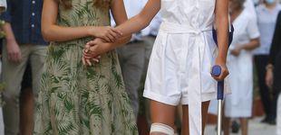 Post de La princesa Leonor y la infanta Sofía y algunos gestos de su gran complicidad