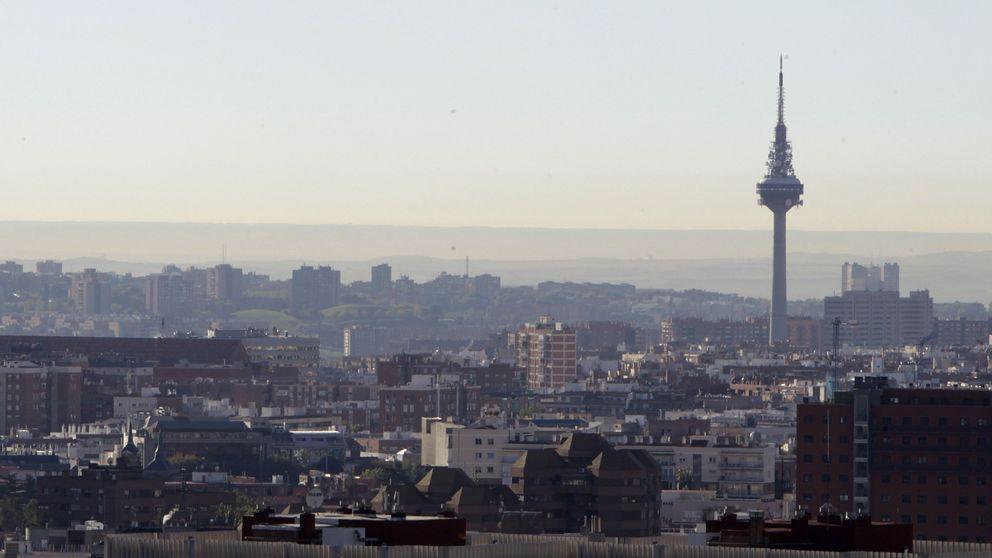 Contaminación en Madrid: cuándo activar los protocolos antipolución