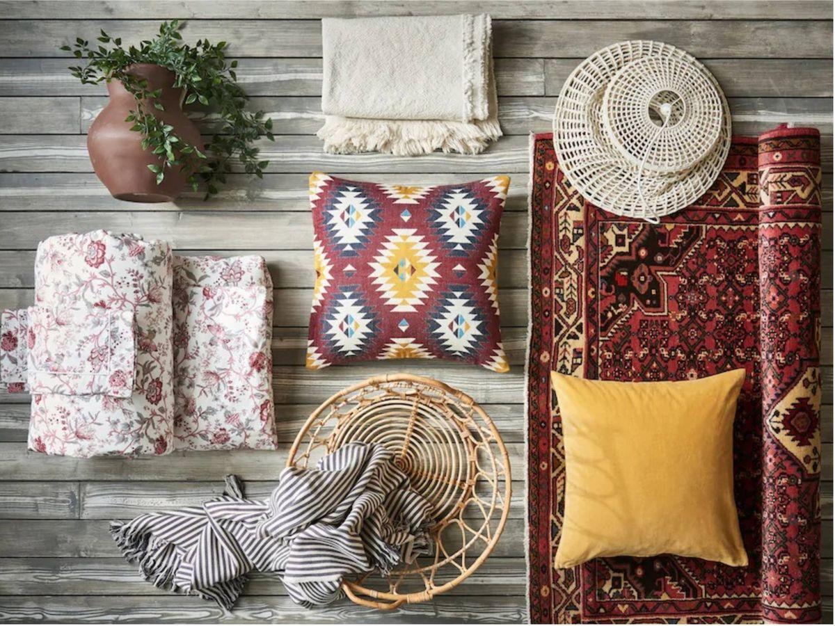 Foto: Ikea te ayuda a decorar tu casa con estilo boho. (Cortesía)