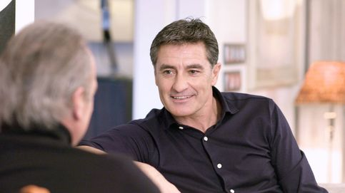 Míchel bromea con Bertín sobre su anécdota con Valderrama: Me enamoré