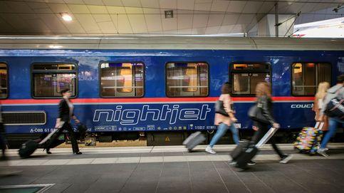 El mapa de trenes nocturnos en Europa para desterrar el avión: ¿tiene sentido el plan Verde?