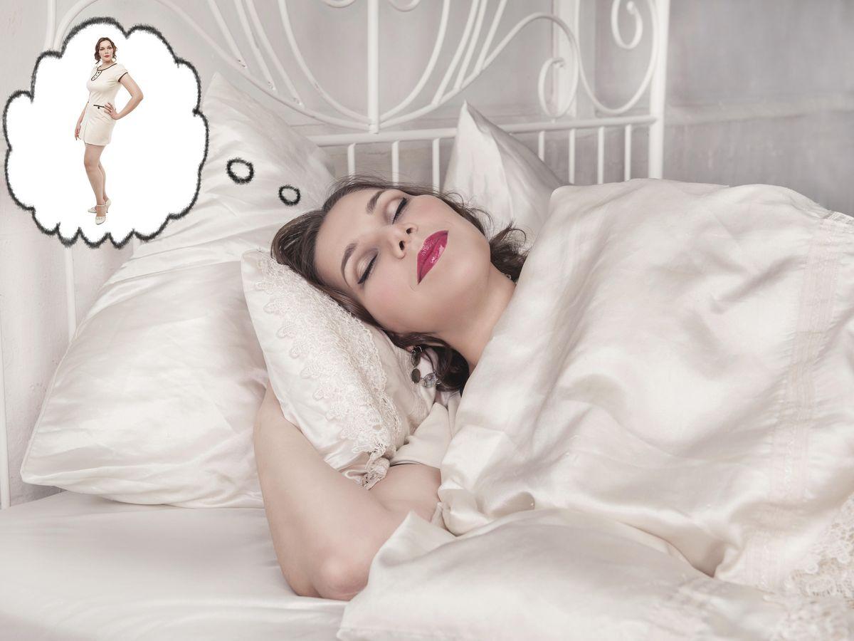 Foto: Aunque parezca mentira, dormir bien puede ayudarte a adelgazar (iStock)