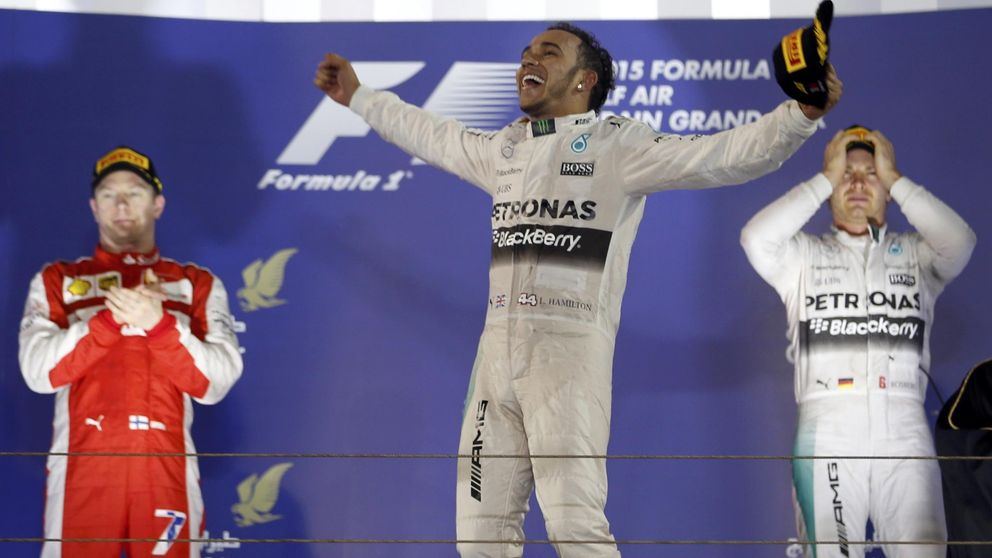 Hamilton tuvo que sacar el martillo; Sainz estuvo brillante y Alonso por fin sonríe