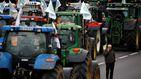 Una gran tractorada colapsa los principales accesos a París