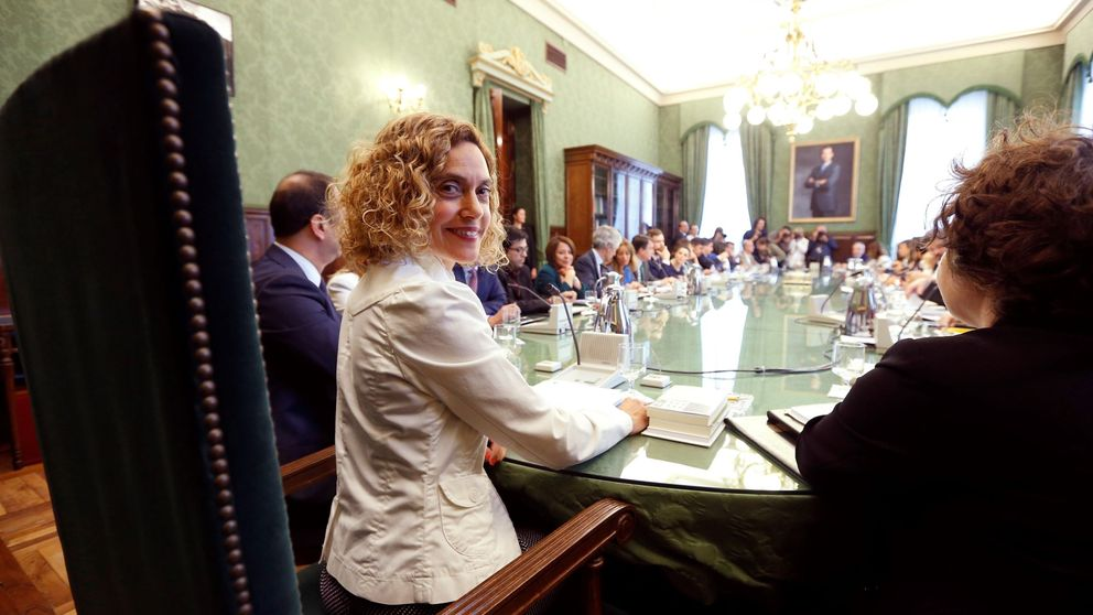 El PSOE tienta a Cs en el Congreso para que entre en su operación antiVox