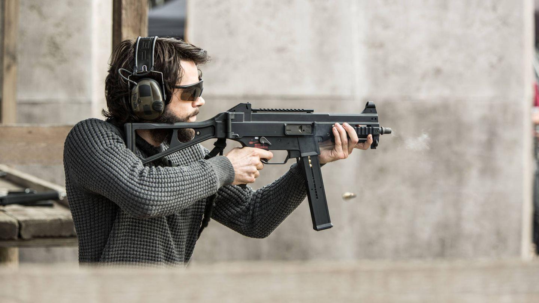 Dylan O'Brien se mete ahora en la piel de Mitch, un cazaterroristas con sed de venganza. (EOne Films)