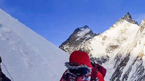 Las ocurrencias de Alex Txikon en el K2 o cuando el tonto mira el dedo