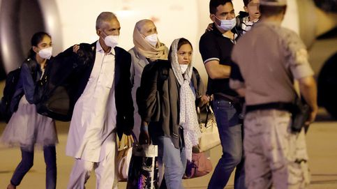 Los refugiados afganos y la Europa desmentida