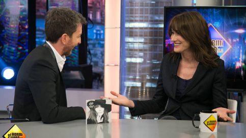 La visita de Carla Bruni a Pablo Motos le lanza de nuevo a la palestra de las críticas