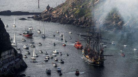 Los españoles declaran la guerra al tabaco y Festival marítimo de Pasaia: el día en fotos