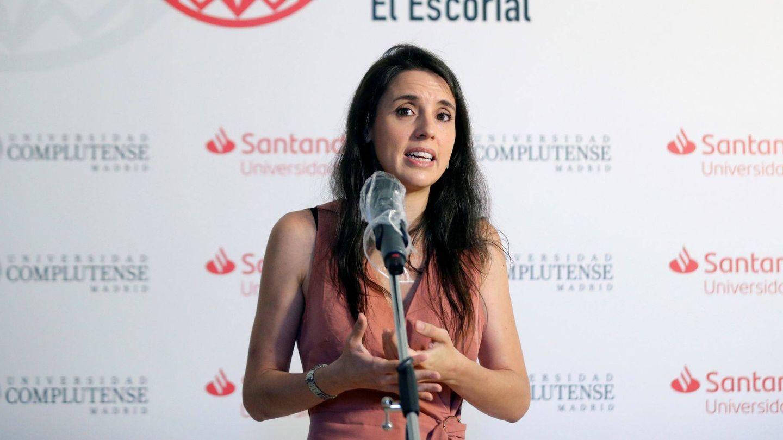 Irene Montero. (EFE)