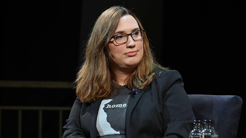 La nueva senadora, en el Pride Day de 2019. (Getty)