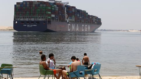 El canal de Suez y la propietaria del buque Ever Given llegan a un principio de acuerdo