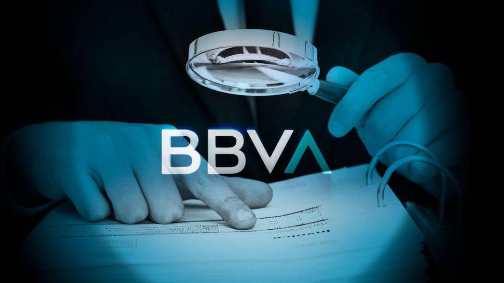 Foto: El caso BBVA-Villarejo toma un nuevo rumbo. (Imagen: Enrique Villarino)