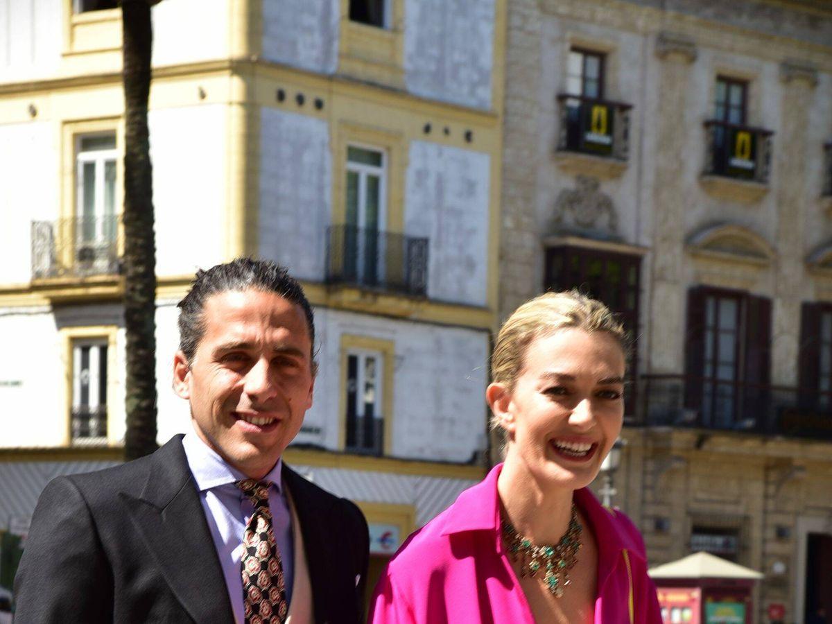Foto: Carlos Torretta y Marta Ortega. (CP)