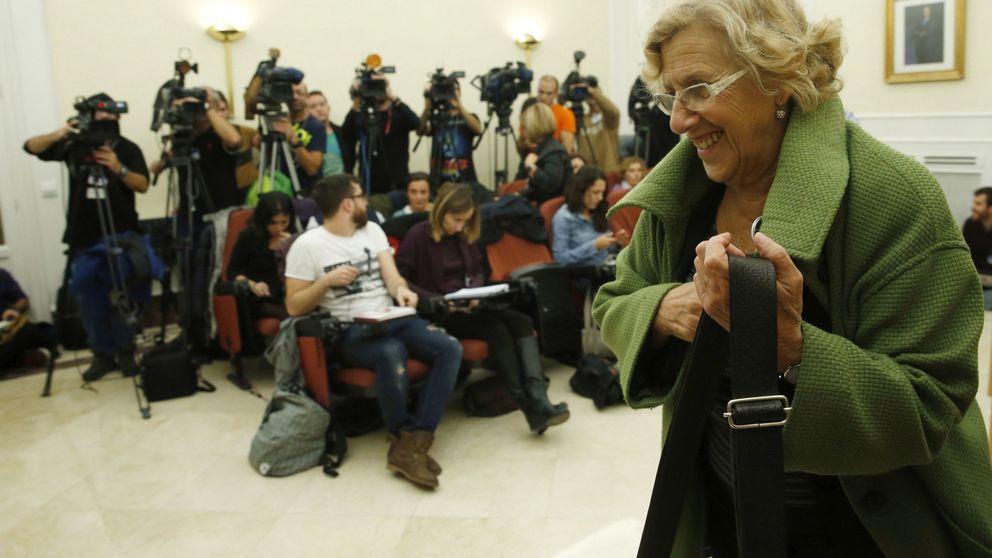 Las bases de Ahora Madrid plantan cara a Carmena por su política de pisos turísticos