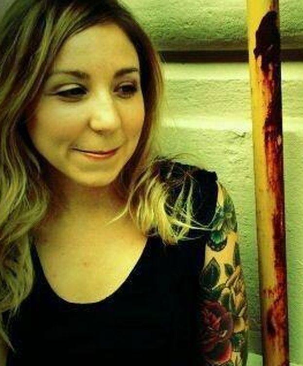 Foto: Melissa Petro, en su foto de perfil de Twitter. (@melissapetro)