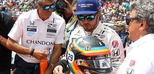 Post de El extraño veto de Honda a Fernando Alonso para las 500 Millas de Indianápolis