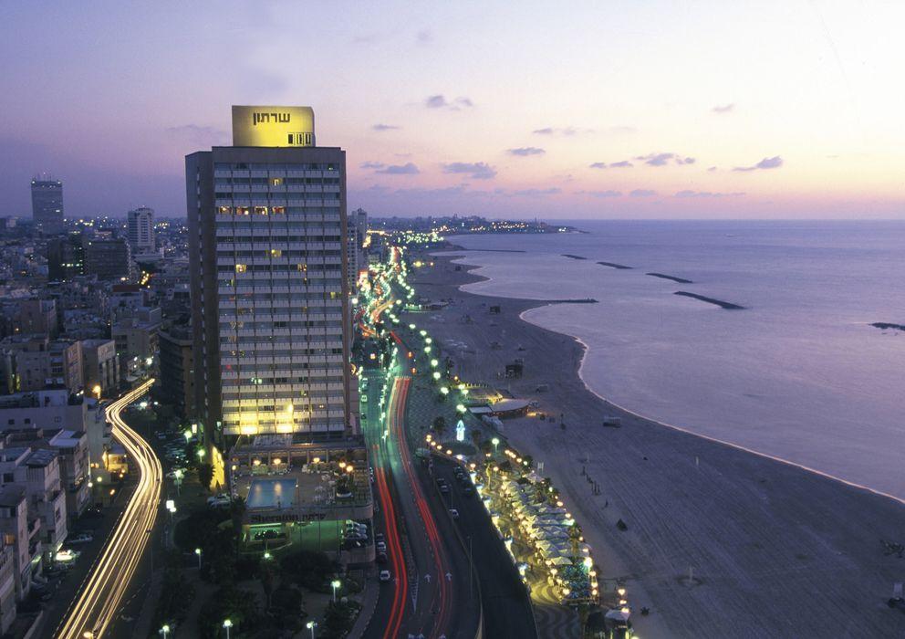 Foto: Tel Avid, la ciudad que mejora por la noche