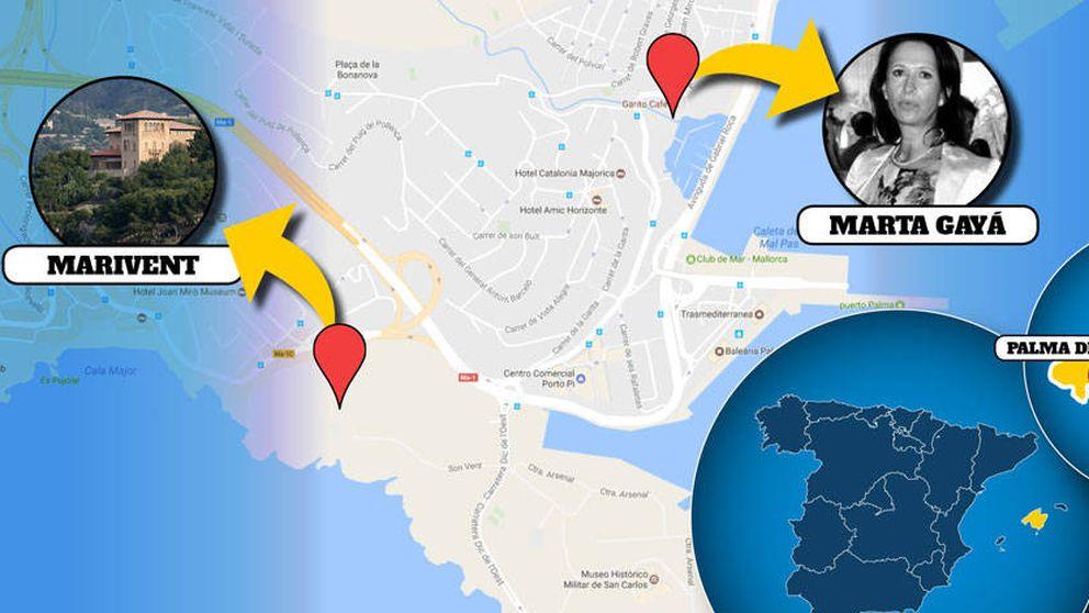Así es el espectacular refugio de Marta Gayá en Mallorca