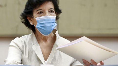 Última hora del coronavirus, en directo | Sigue la comisión de Educación y Formación Profesional con Isabel Celaá