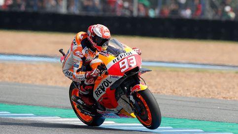 GP de Tailandia: horario y dónde ver la carrera que puede hacer campeón a Márquez